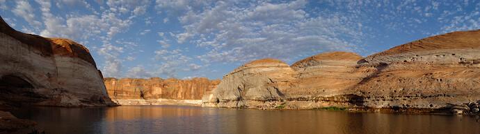 Lake Powell Panorama 02a