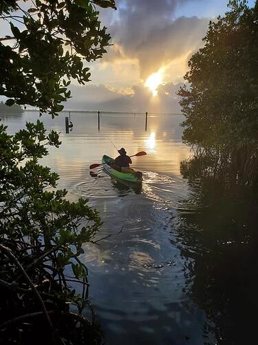 Kayak Fishing_Indian River_2-10-21