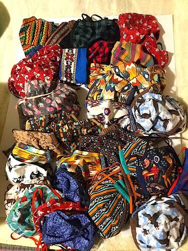 apache masks