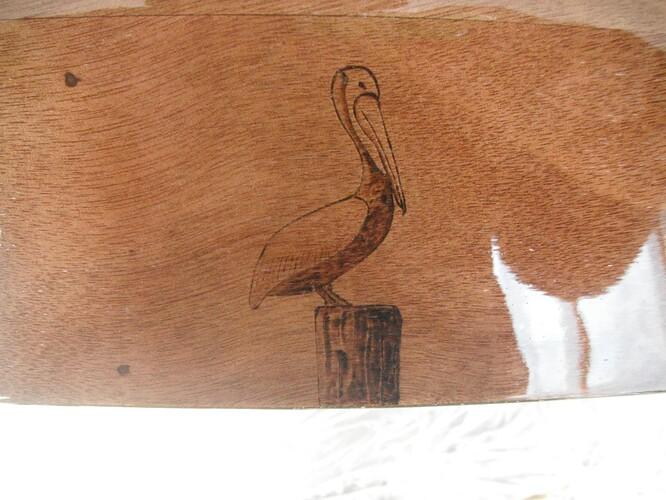 varnished kayak 006