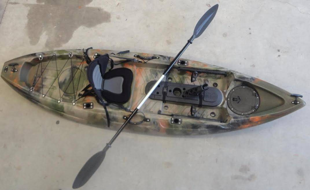 Should A 260 Lbs Guy Buy This Cheap Chinese Kayak Will It
