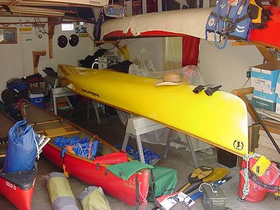Mad River Screamer in yellow
