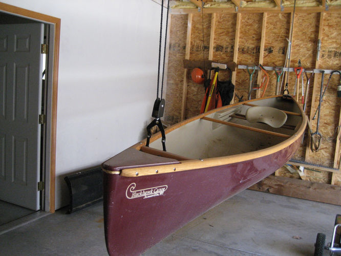 Zephyr in maroon color and wood trim