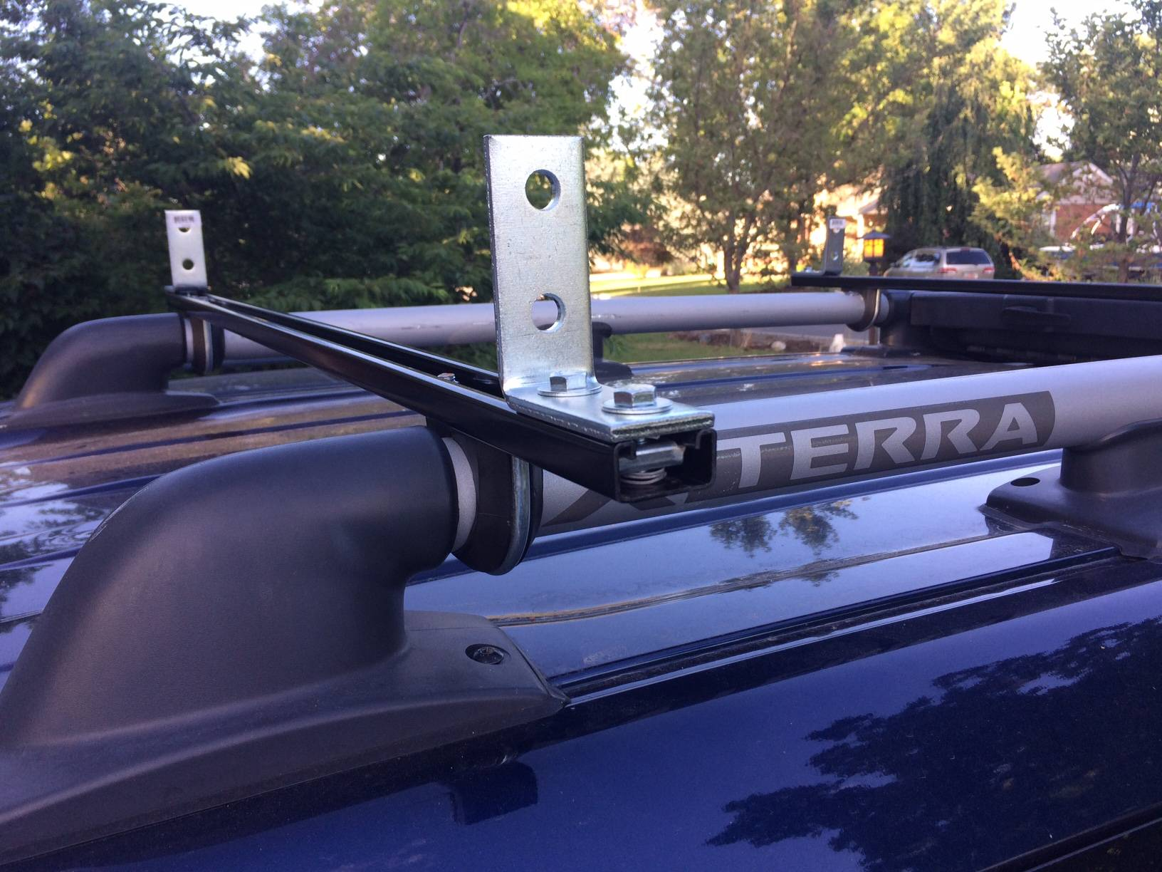 Diy Low Budget Roof Rack Options Advice Paddling Com