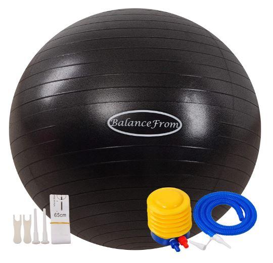 15 inch yoga ball