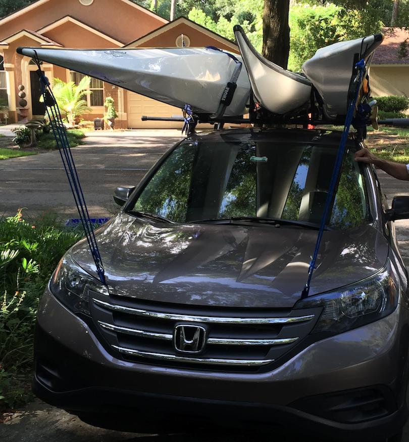 Multiple kayaks on roof? - Advice - Paddling.com