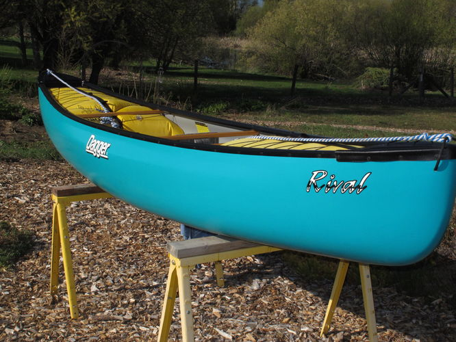 Rival by Dagger Canoes