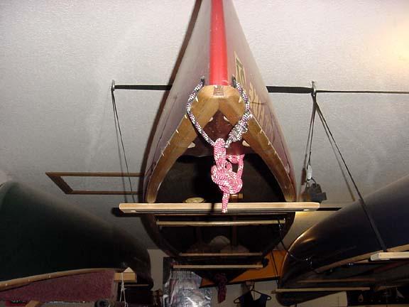 Canoe sling system #4